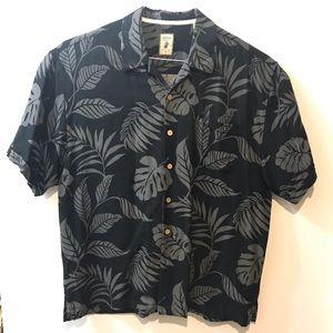 Jamaica Jaxx Men's Hawaiian Silk Island XXL Shirt